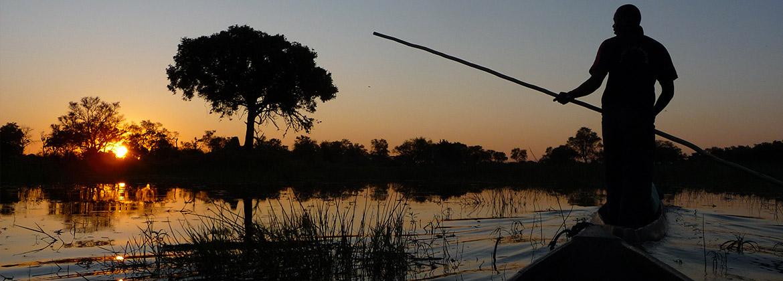 Chutes Victoria, Chobe, Savute, Khwai, Morémi et Okavango