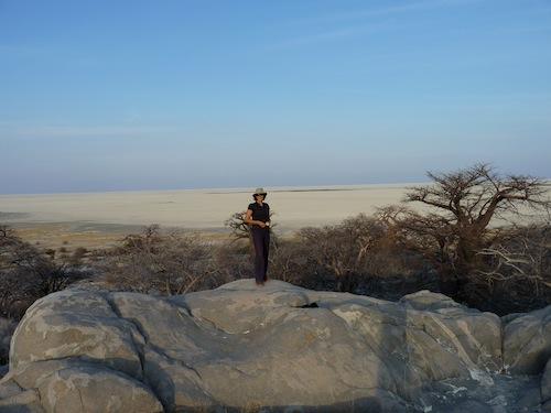 Les Makgadikgadi Pans