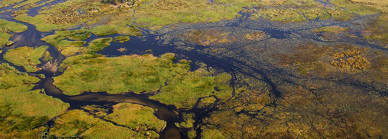 Chutes Victoria, Chobe, Savuti, Okavango, Makgadikgadi
