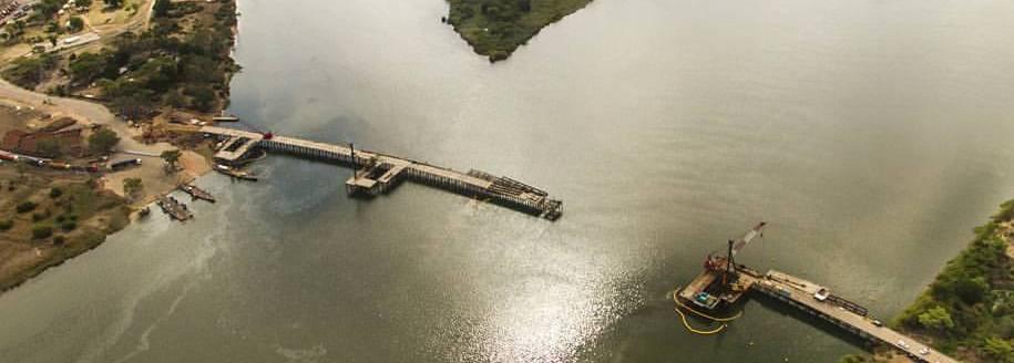 Un nouveau pont sur le Zambèze
