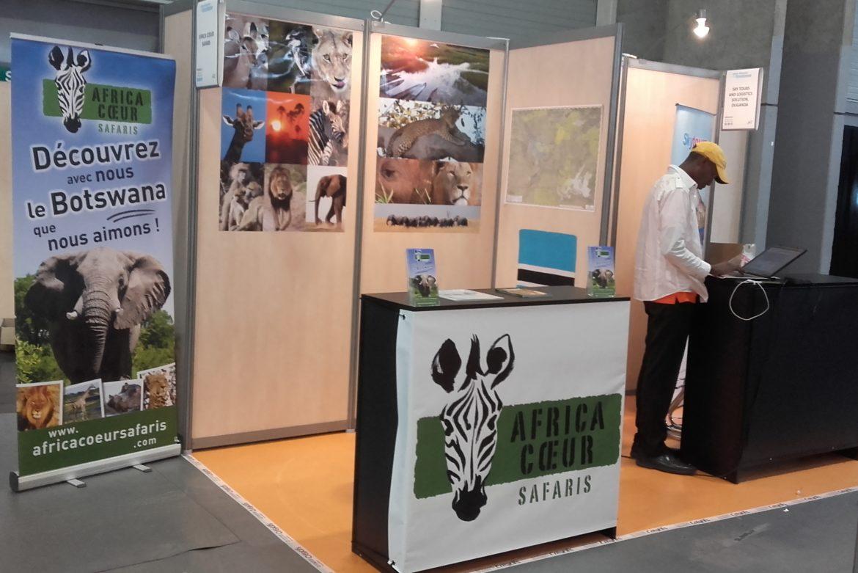 Africa Coeur Safaris présent au Salon Mondial du Tourisme à Paris